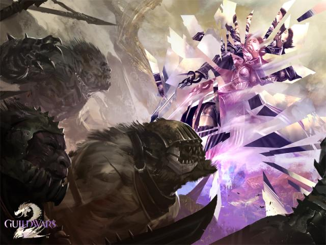Guild Wars 2 - Mesmer, lo specchio infranto