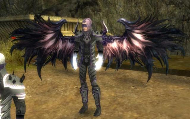 Le ali di Aion in guild Wars