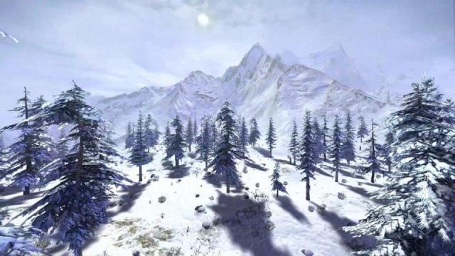 Il gelido nord