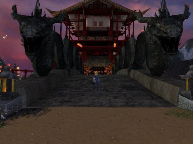 Luna Park Dragons