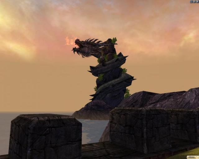 Risultati immagini per roccia a forma di drago