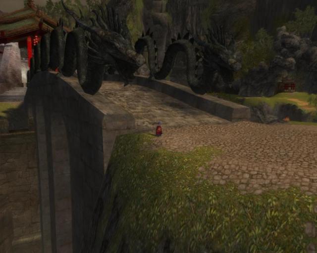 Dragon Bridge - Zen Daijun