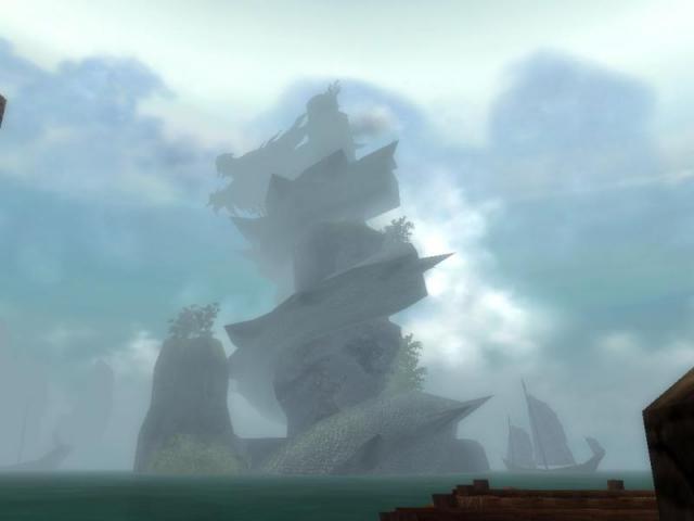 il drago dell'isola