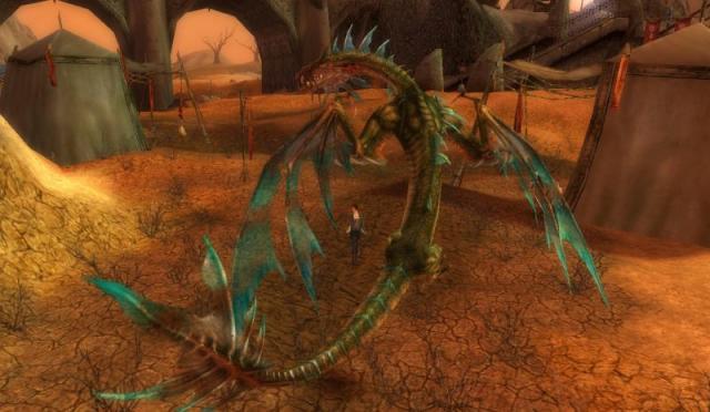 la benedizione del drago di ascalon