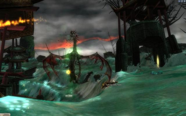 Il tramonto dei draghi