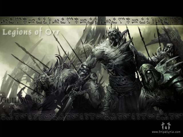 Guild Wars 2 - Legioni di Orr