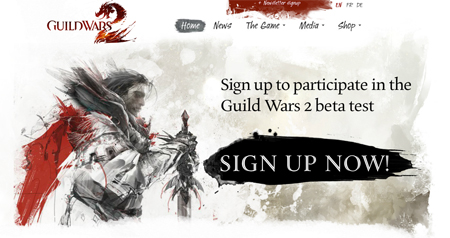Inizia la beta di Guild Wars 2